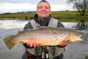 Ae Fishery Brown Trout Farm